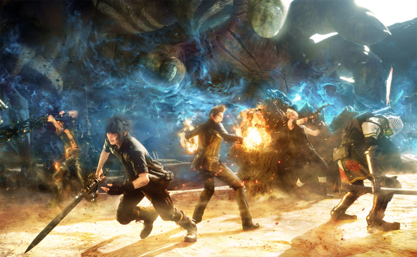 ff15combate