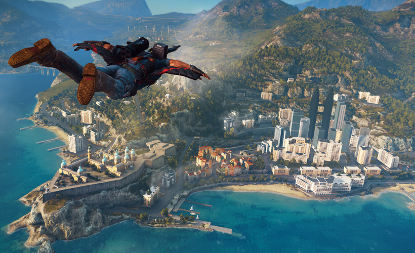 Mod multiplayer de Just Cause 3 é cancelado após Avalanche contratar  criador - Outer Space