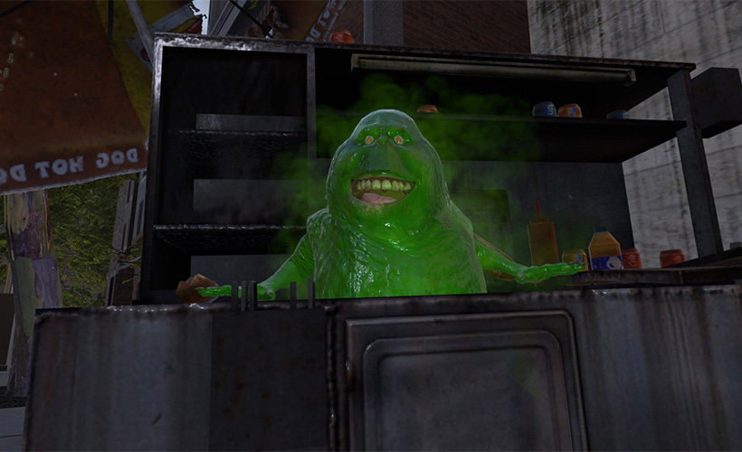 ghostbustersVR