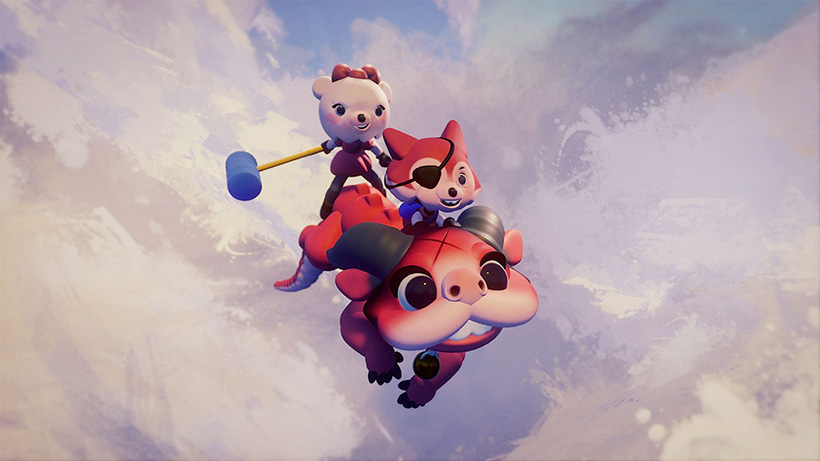 Dreams para PS4 ganha data de lançamento (ou quase) - Outer Space