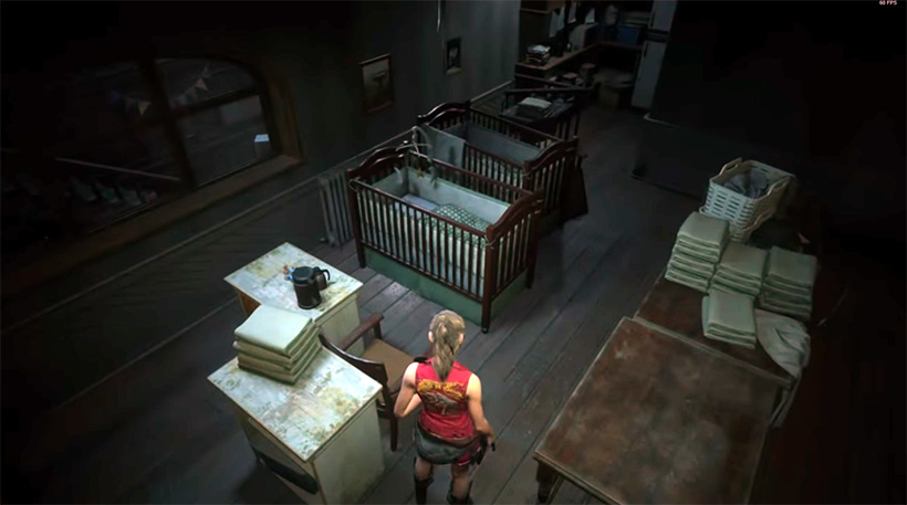 resident evil 2 original