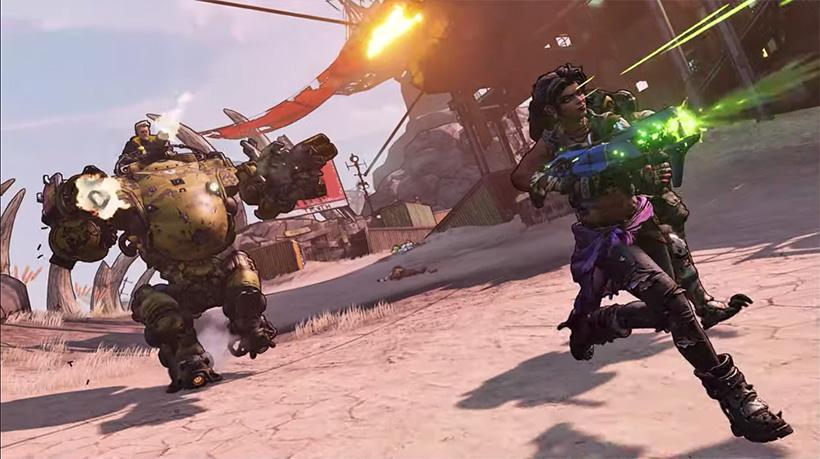 Gearbox publica data de lançamento de Borderlands 3 e apaga depois - Outer Space
