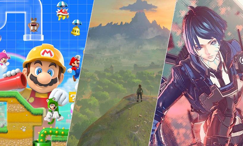 Melhores jogos para Nintendo Switch