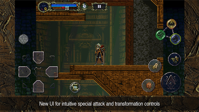 Castlevania: Symphony of the Night ganha versão para iOS e Android - Outer  Space